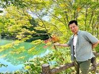 「蔵王ドッコ沼」秋みっけ