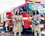 『浅田家!』消防士
