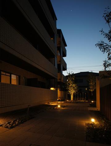 コモンアレイ(夜景1)