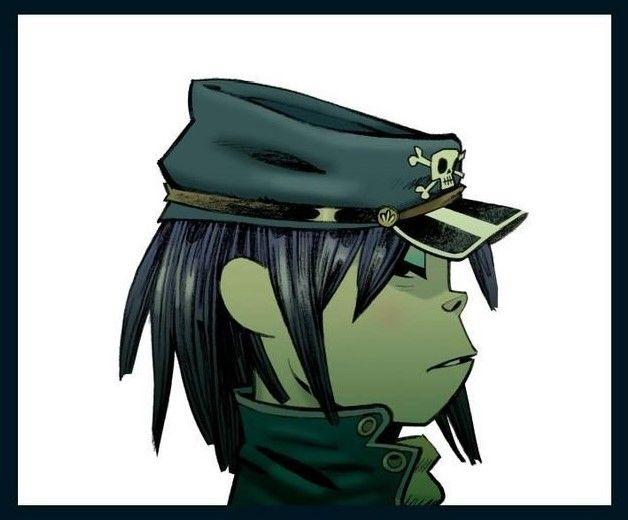 ゴリラズに入る前は日本で極秘に育成されていた軍のスーパーソルジャー計画の一員だった。しかしこの計画は中止され、恩師であるキュウゾウが彼女の身を守るため、今