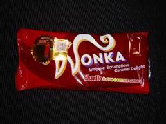 Wonkaのチョコレート