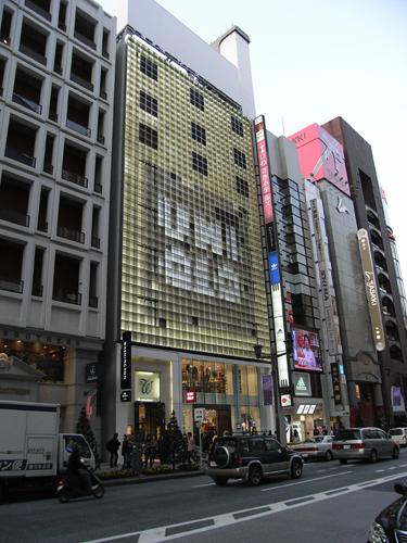 BA Japan (建築写真):東京・銀座エリア [Ginza Tokyo] - livedoor Blog ...