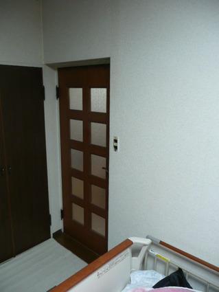ドアから引戸
