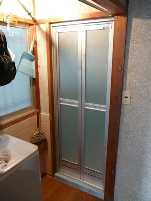 浴室折戸サニーセーフ