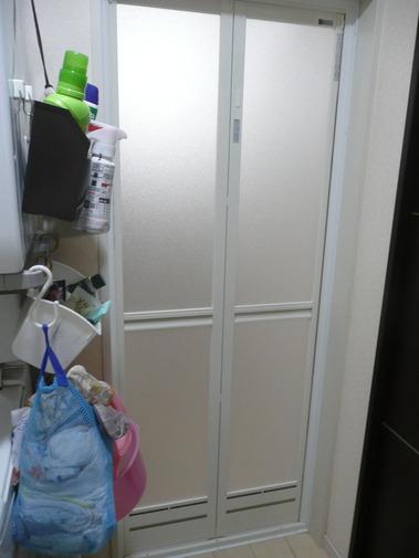ミカド浴室折戸