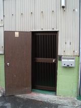 防犯格子ドア