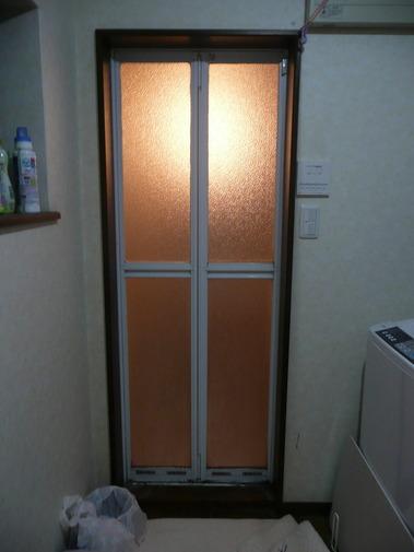 ノーリツ浴室ドア
