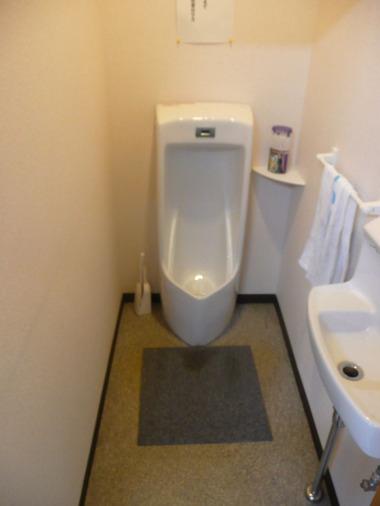 小便器からタンクレストイレ
