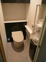 システムトイレ「レストパルSX」2