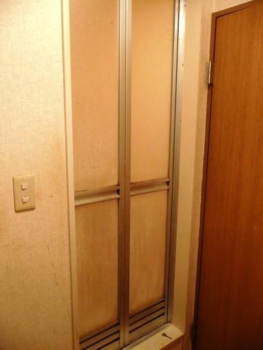 セキスイ浴室ドア