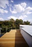 大阪:寝屋川の家 ルーフデッキ