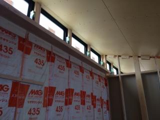 播州の家の窓