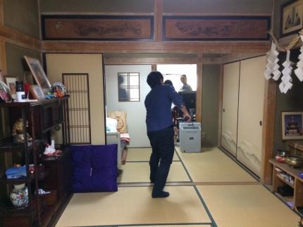 大阪リノベ現地調査