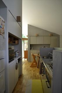 奈良生駒の家 (2)