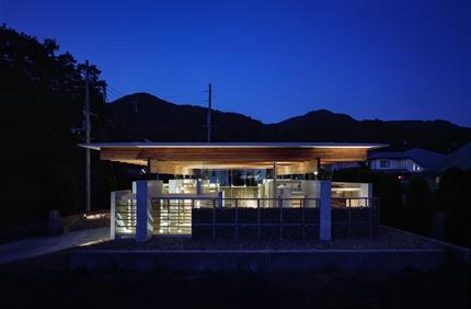 兵庫:神戸北の平屋