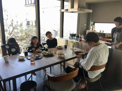 徳島の家二世帯住まいの設計 (1)