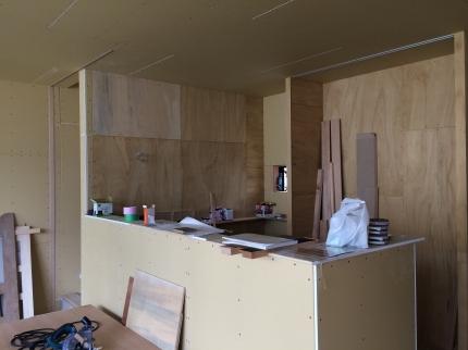 愛媛の家キッチン