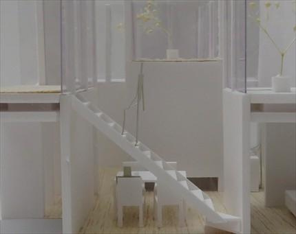 兵庫:明石市のほうで、提案模型