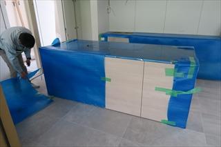 制作キッチン