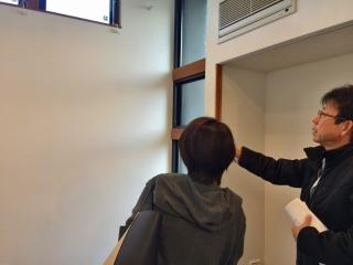 播磨の家 サッシ取り付け (2)