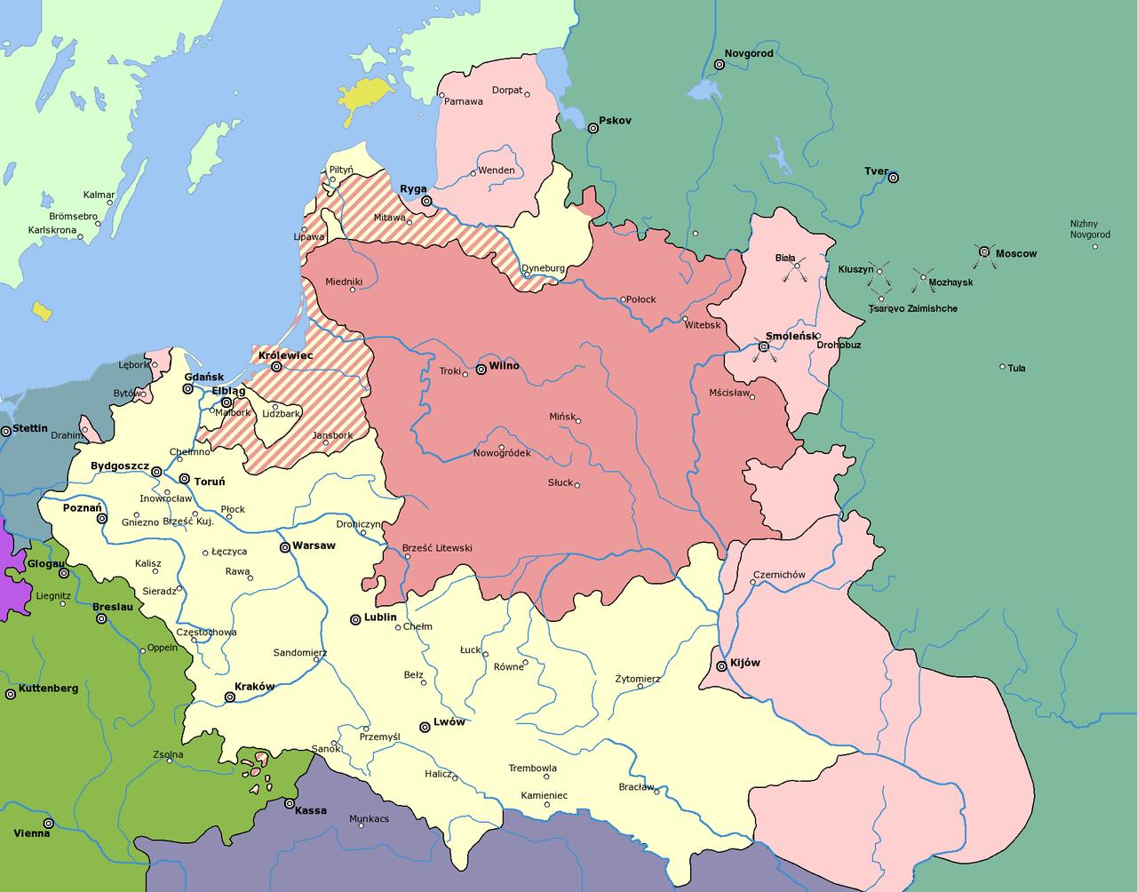 ポーランド亡国の悲劇はなぜ起こ...