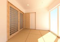 松ヶ丘1F 和室1