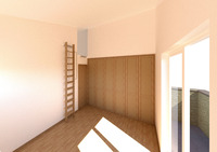 松ヶ丘2F 洋室