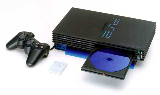 PS2 DVD