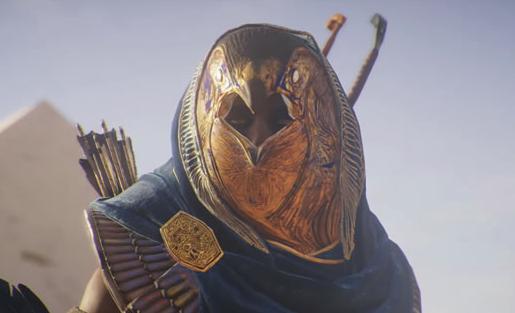 ホルスの仮面