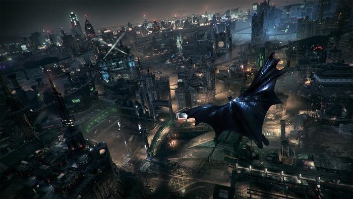 バットマンアーカムナイト