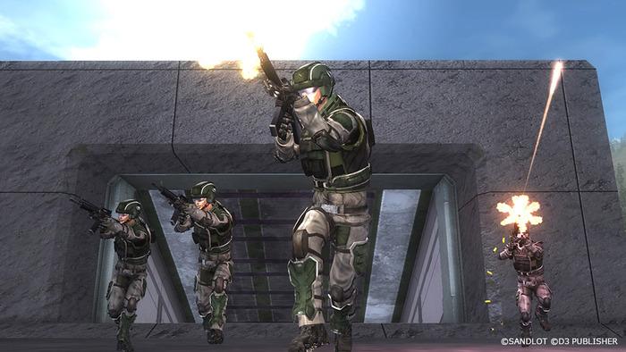 地球防衛軍