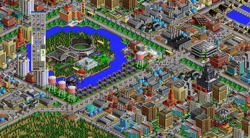 シムシティ2000