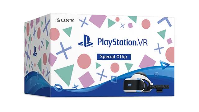 PlayStation®VR Special Offer
