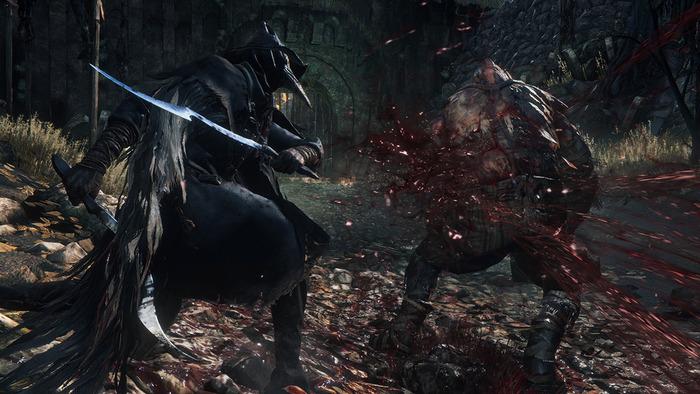 Bloodborne:葬送の刃