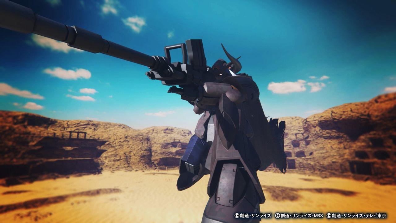 PS4速報!【ガンダムブレイカー3】俺ガン⑫ ジャンク置き場の主、島風、太刀マン、ガンダムバッファロー