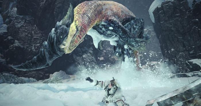 MHWIB_凍魚竜ブラントドス2