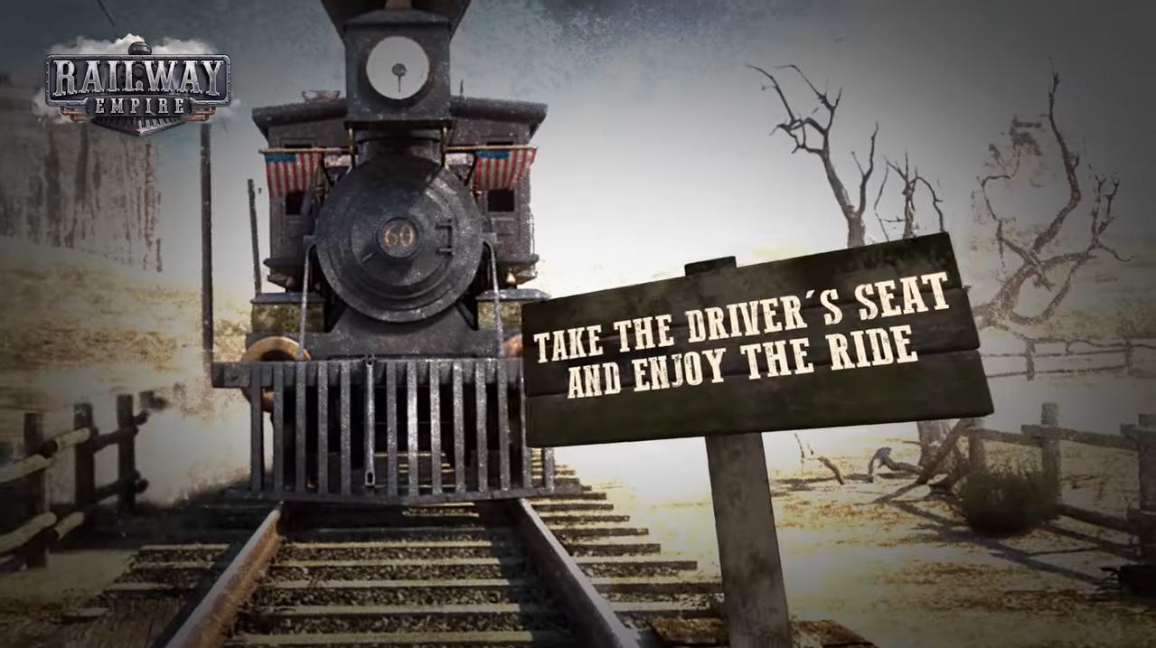レイル ウェイ エンパイア Railway Empire - レイルウェイ