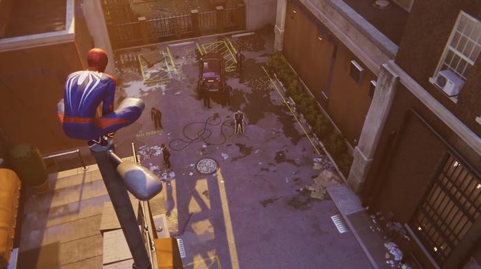 スパイダーマン(1)