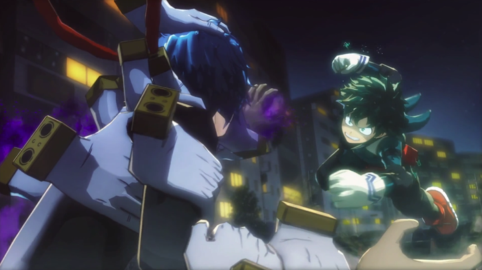 僕のヒーローアカデミア One's Justice(5)
