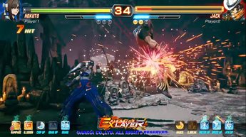 FIGHTING EX LAYER 対戦動画(2)