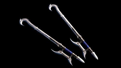 双鉤(1)