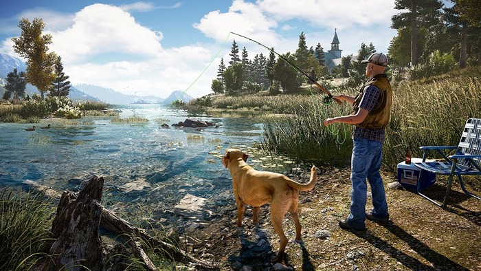 Farcry5_釣り