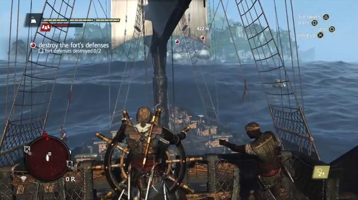 アサシンクリード4:海戦