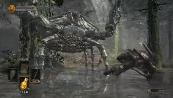 ダークソウル3 蟹