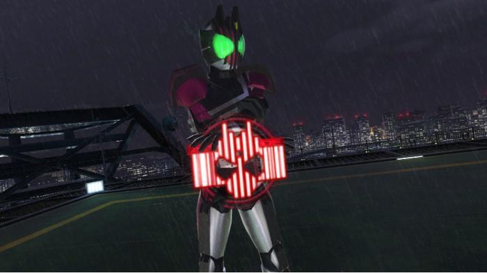 仮面ライダーディケイド2