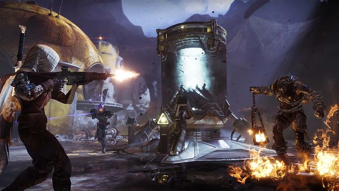 Destiny 2 孤独と影