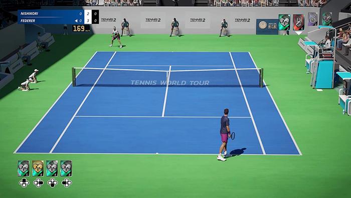 ワールドテニスツアー2