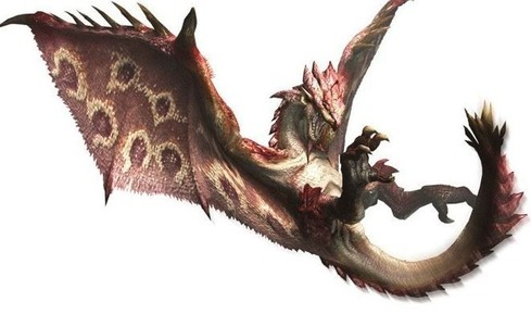 MHW リオレイア