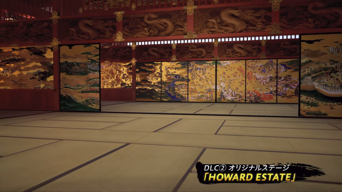 鉄拳7:DLCステージ(2)