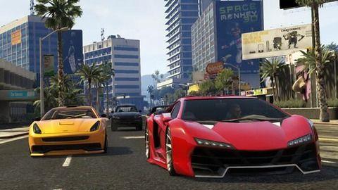 GTA5 レース